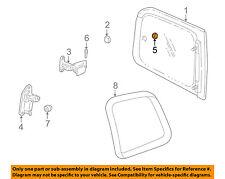 GM OEM Side Panel-Latch Nut 20664430