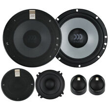 "Morel Maximo Ultra 603A Mkii Active 6-1/2"" 3-Way Component Speaker System New"