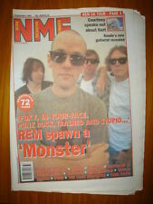 NME 1994 SEP 17 REM MONSTER SUEDE COBAIN JAMES THE FALL