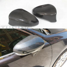 Carbon Replace Side Mirror Covers For Lexus ES IS LS CT GS RC RCF 2013-2016 LHD