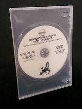 Nissan SAT NAV 2013 DVD Disco QASHQAI XTRAIL NAVARA MURANO patrulla Pathfinder X6