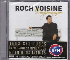 CD ROCH VOISINE DUOPHONIQUE 13T DUO COEUR DE PIRATE/FIORI/KAAS/LEMAY NEUF SCELLE