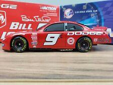 2001 #9 Bill Elliott Dodge Intrepid 1:24  BANK NASCAR DIECAST