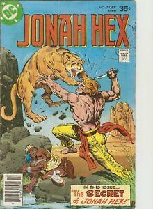 Jonah Hex # 7
