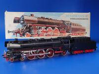 MARKLIN H0 - 3026 - Steam Locomotive BR 01 097 with tender / TELEX - BOX - EXC