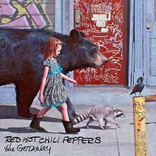 10 NEW The Getaway by Red Hot Chili Peppers (CD, Jun-2016) DIGIPAK