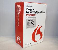 Nuance Dragon NaturallySpeaking 13 Premium Kabellos Diktieren  Englische Version