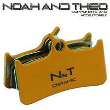 Hope Tech Mono M4 Grimeca System 8 Shimano BR M755 M756 Ceramic Disc Brake Pads