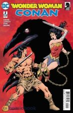 Conan DC Modern Age Wonder Woman Comics