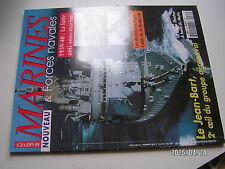 ** MARINES & force navales n°63 Detroyers Aegis / Lutte anti sous-marine 1939/40