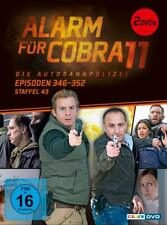 ALARM FÜR COBRA 11-STAFFEL 43-  2 DVD NEW