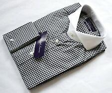 Ralph Lauren Purple Label Men's Dress Shirt 16 Cotton Tailored Fit French cuff