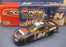 Jeff Gordon #24 Pepsi 2000 Rcca 1:24 Scale Bank One Of 5,004
