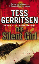 The Silent Girl by Tess Gerritsen Small Paperback 20% Bulk Book Discount