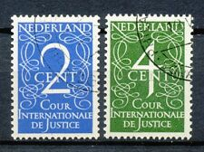Nederland Dienst 25 - 26 gestempeld (2)