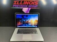 APPLE MACBOOK PRO 15 * 16GB RAM 1TB SSD * WARRANTY * Quad Core i7 * PRE-RETINA