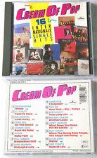 CREAM OF POP Internationale Single Hits - Modern Talking,... Atomic Mercury CD