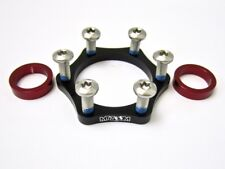 Mt Zoom FRONT Thru Axle Adapter for Boost Spaced Forks 15mm x 100mm to 110mm