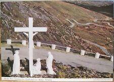 Irish Postcard HEALY PASS Kerry West Cork Beara Border Ireland John Hinde 2/111