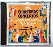 CD - CHRISTMAS CONCERTOS - Charpentier - Molter - Vivaldi - Telemann - Corelli