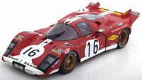 1:18 CMR Ferrari 512S #16, 24h Le Mans Moretti/Manfredini 1970
