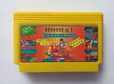 7 in 1 games ( WILD GUNMAN , SUPER MARIO ETC)- Famicom Famiclone Nes Cartridge