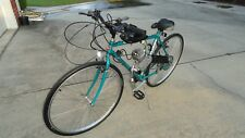 Motor bike Schwinn CrossFit 18 speed derailer. 80 cc engine conversion kit.