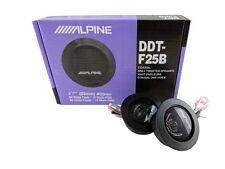 Special Promotion! 1 pairs For ALPINE DDT-F25B 100W car tweeter Speaker