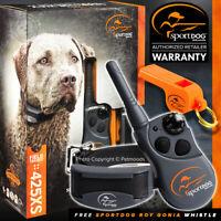 Stubborn FieldTrainer Remote Dog Training System SportDOG SD-425XS Collar