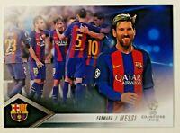 2017 Topps UEFA Champions League Showcase Lionel Messi FC Barcelona