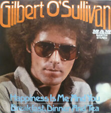 "7"" 1974 ! GILBERT O´SULLIVAN : Happiness Is Me And You"