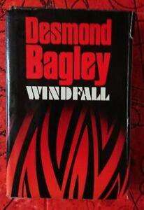 Windfall, Desmond Bagley, Hardback, 1982