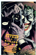 |•.•| BATMAN: THE KILLING JOKE • Graphic Novel • 1st Print Titan Edition