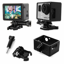 Protective Bacpac LCD Screen Border Frame Mount for Gopro Hero 3 3+ 4 OS181