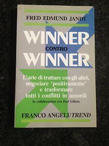 WINNER CONTRO WINNER - Fred Edmund Jandt - FRANCOANGELI 1991