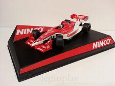 "SCX Scalextric Slot Ninco 50316 F1 Lola Ford ""Rahal Team"" - New"