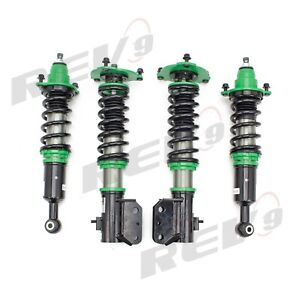 REV9 32 WAYS HYPER-STREET 2 MONO LOWERING COILOVERS FOR 02-06 MITSUBISHI LANCER