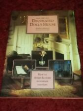 The Decorated Doll's House by Jessica Ridley (Hardback, 1990)