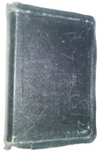 Oxford Self-Pronouncing Holy Bible Coral 16mo M4 41 0191 King James Handy Sized