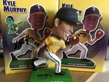 Beloit Snappers Kyle Murphy Bobblehead SGA 6/14/09 Turner High School Signed