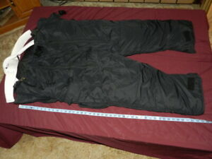 NORTHERN OUTFITTERS Expedition Arctic Bibs Snow Pants & Suspenders Men's Large