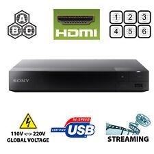 Sony BDP-S1500 Multi Zone Blu Ray Region Free DVD Player with USB