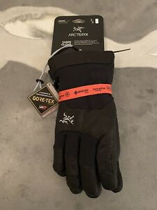 Arcteryx Sabre Ski Gloves Black XL Brand New With Tags