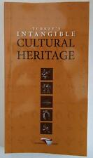 NEW  Turkey's Intangible CULTURAL HERITAGE   M. Ocal Oguz    Softcover  Handbook