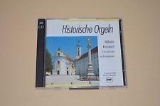 Historische Orgeln - Ochsenhausen / Wilhelm Krumbach / DA Music / 2CD / Rar