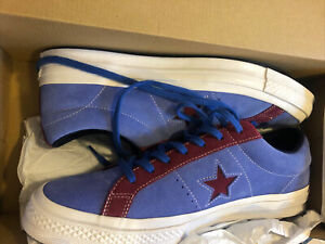 Converse One Star Trainers, New With Box, UK 12