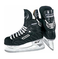 BAUER SUPREME 6000 ICE HOCKEY SKATES SIZE US 9.5