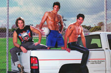 POSTER : CALL 1-800-PICKUP - SEXY GUY MODELS FREE SHIPPING !  #3265    RC4 F