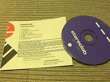 STEREOLAB - DOTS AND LOOPS CD USA PROMO ELEKTRA 98 - INDIE POP LO-FI