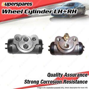 2 LH+RH Rear Wheel Cylinders for Mitsubishi Triton GL GLX MK ME MF MG MH MJ